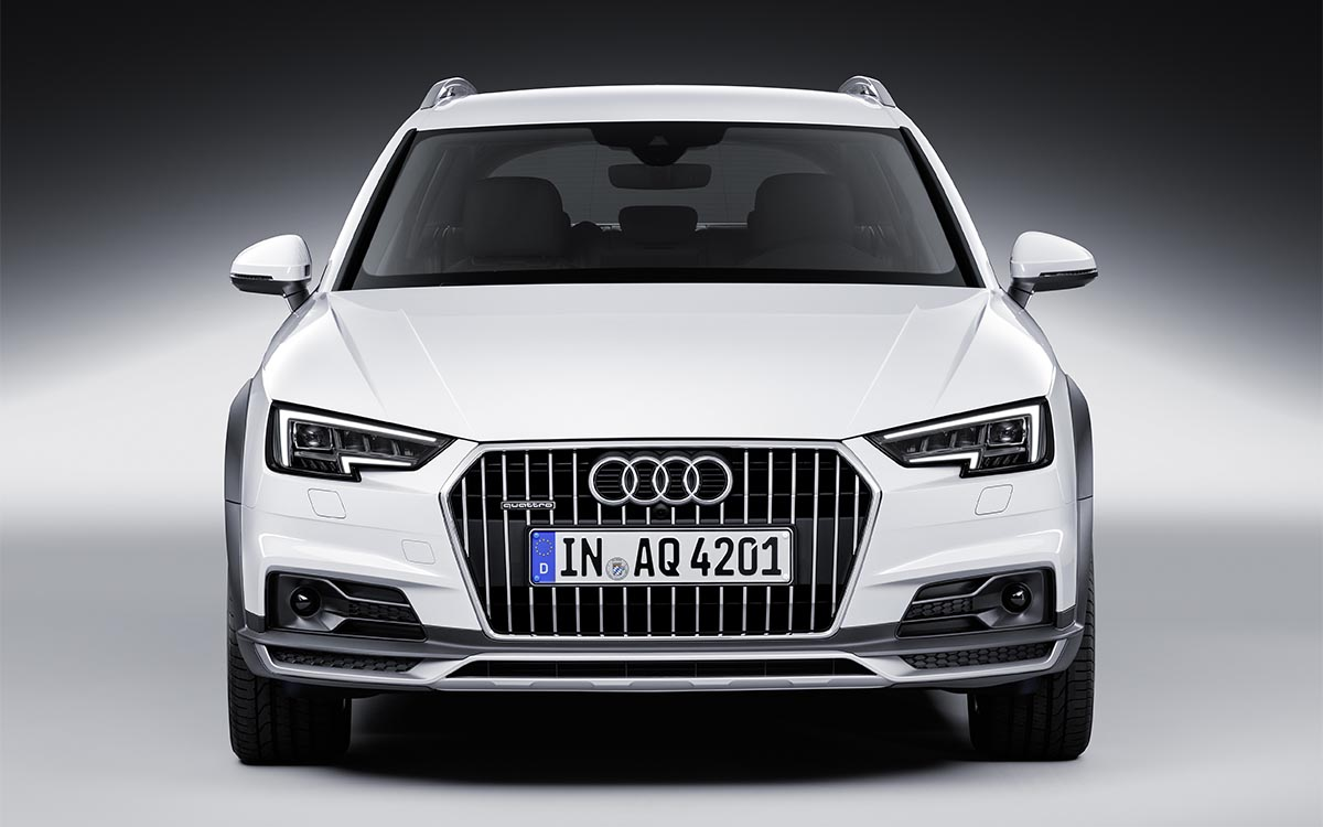 A4 allroad Frontal fx