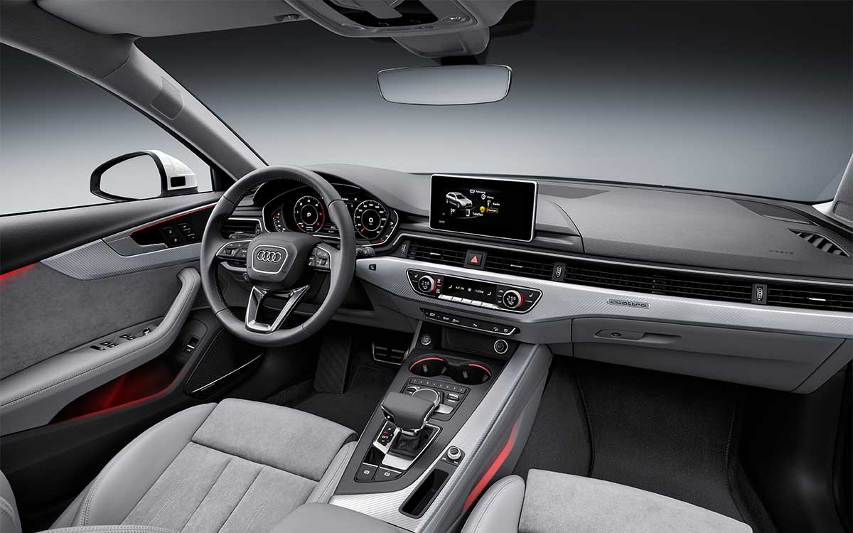 A4 allroad Interior 2 fx