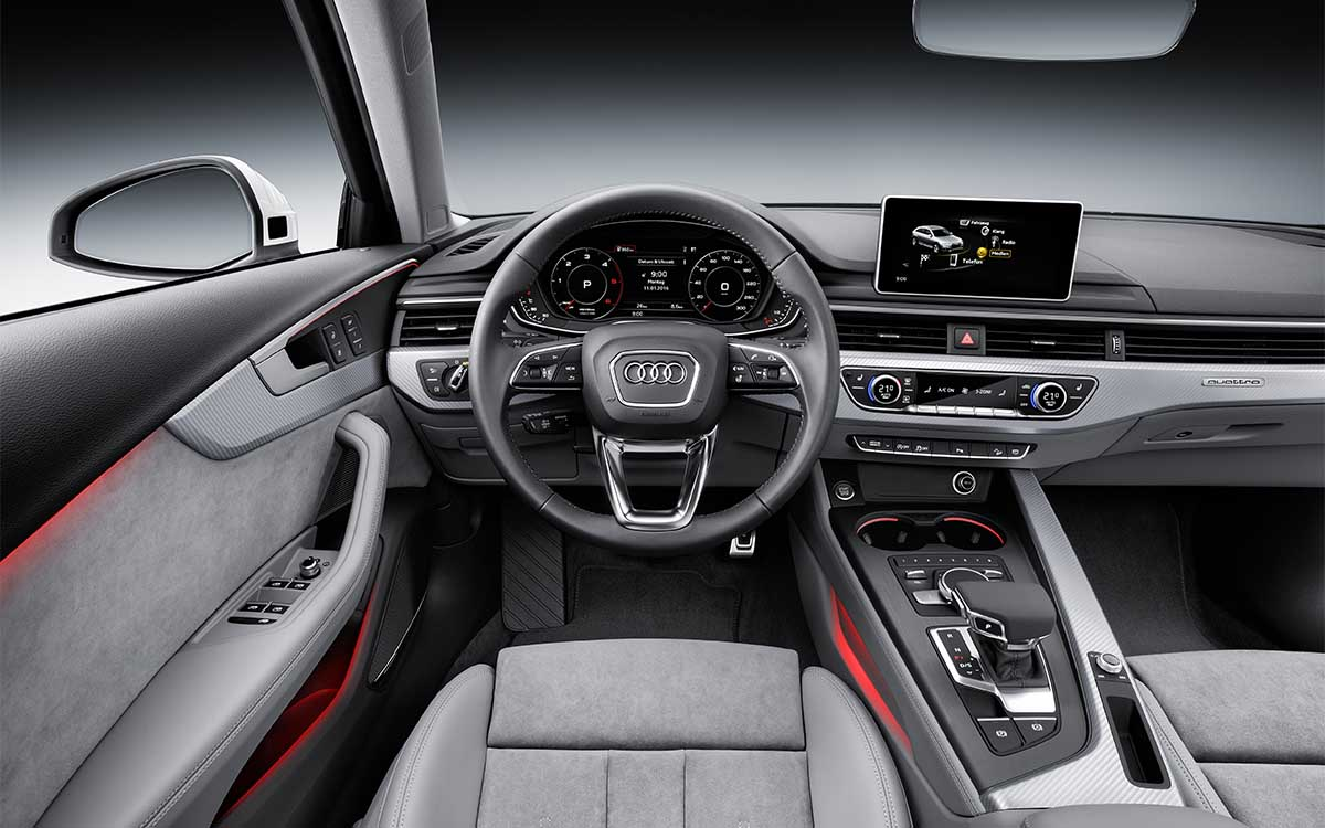 A4 allroad Interior fx