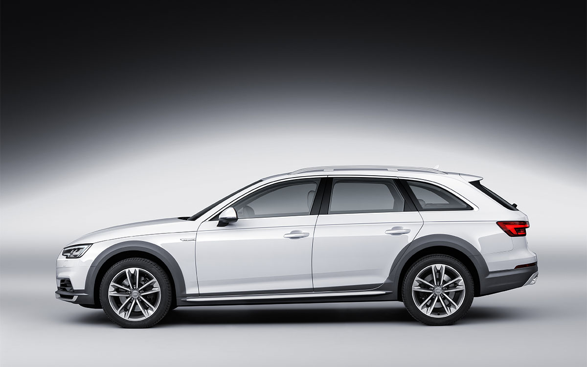 A4 allroad Lateral fx