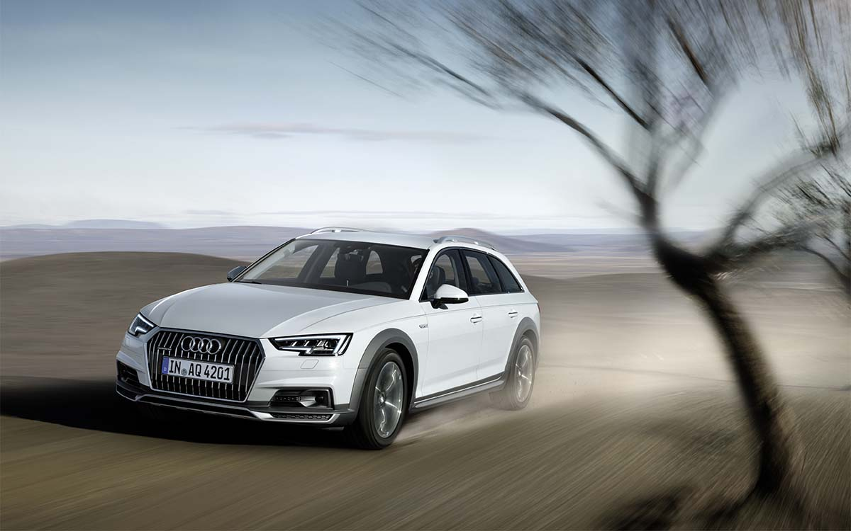 A4 allroad Movimiento fx