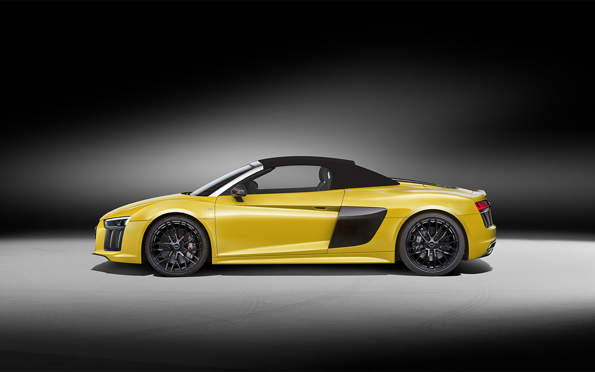R8 Spyder Lateral Techo fx