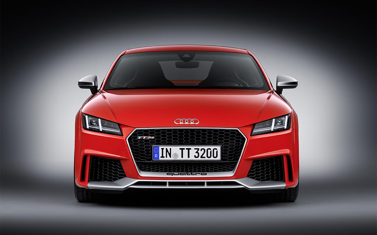 Audi TT RS Coupe Frontal fx