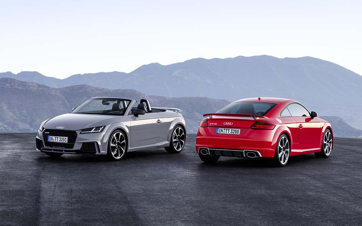 Audi TT RS Coupe y Roadster 2 fx