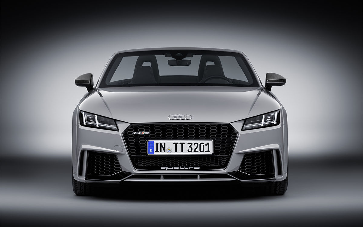 Audi TT RS Roadster Frontal fx