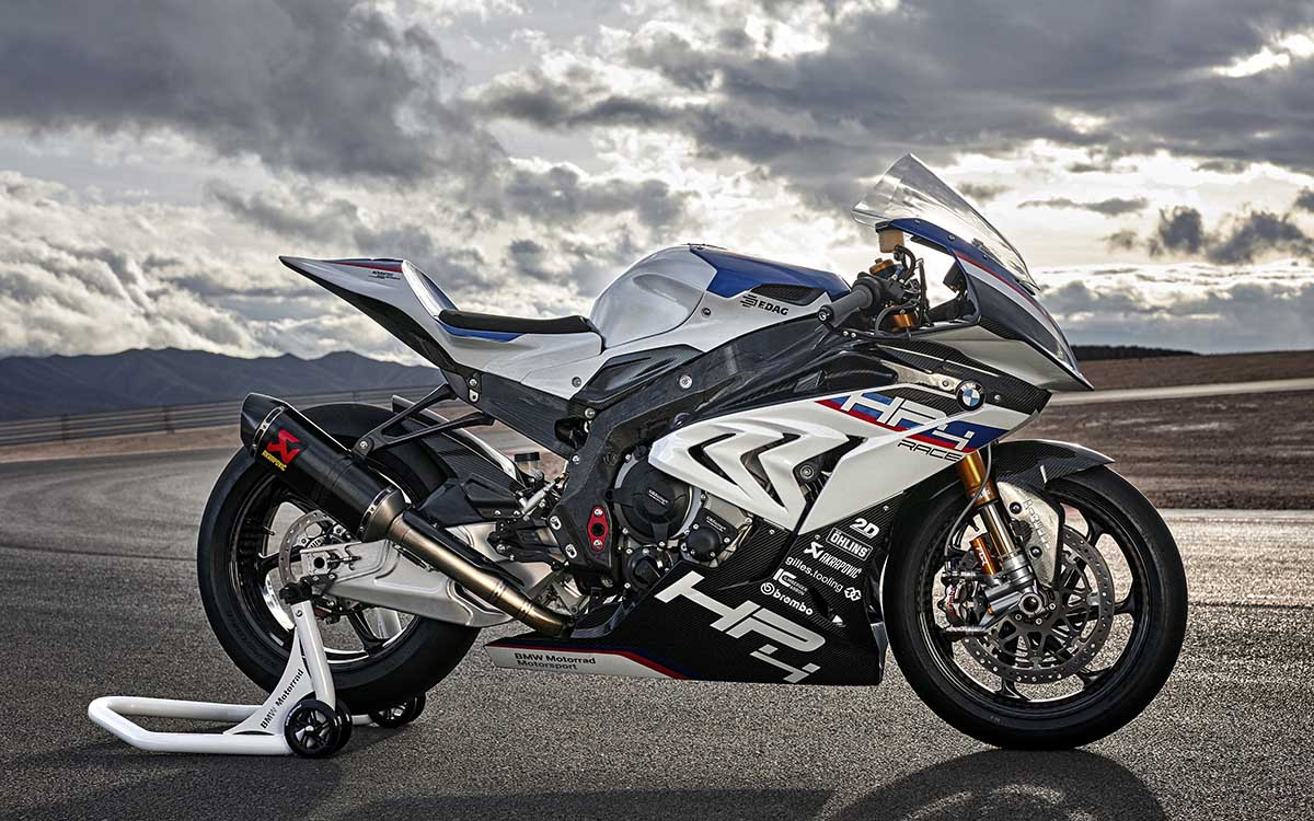 BMW HP4 RACE Nubes fx