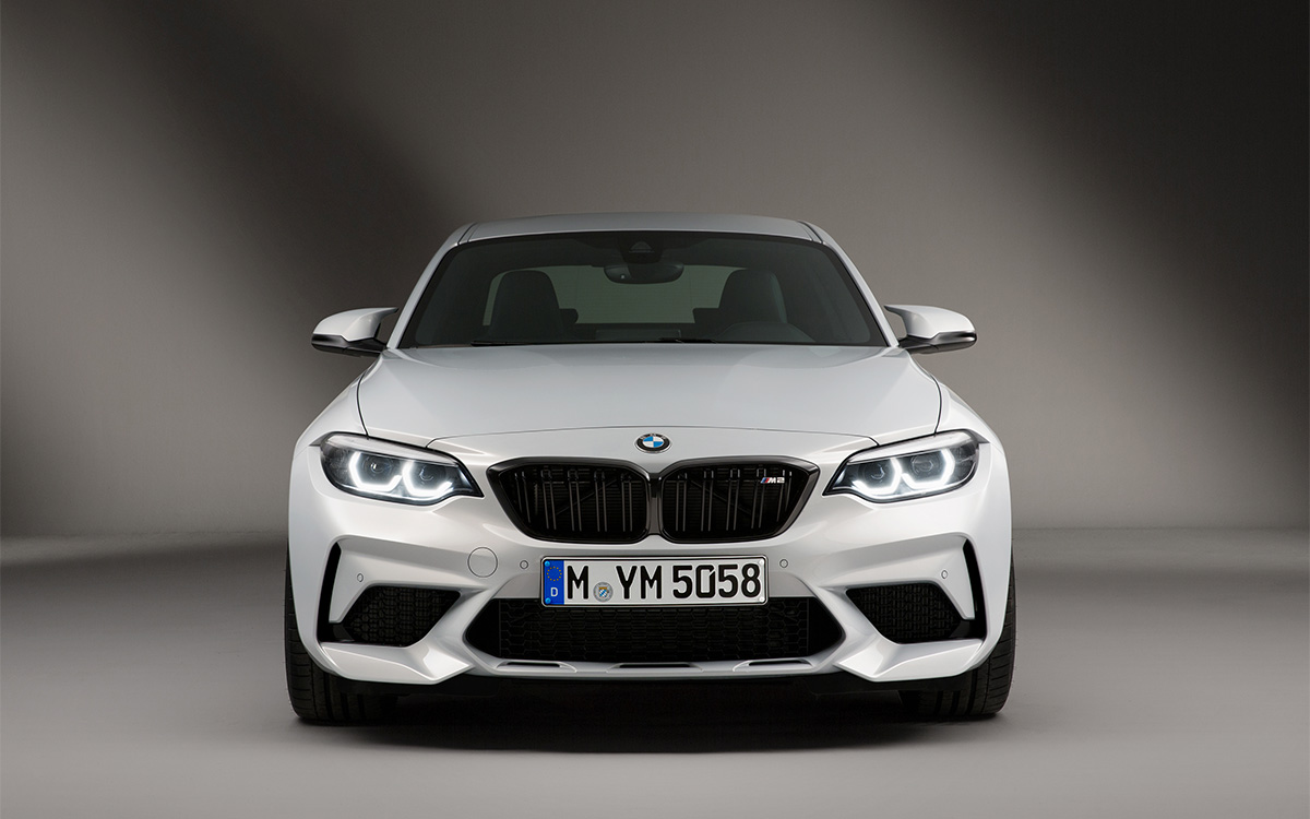 BMW M2 Competition frontal fx