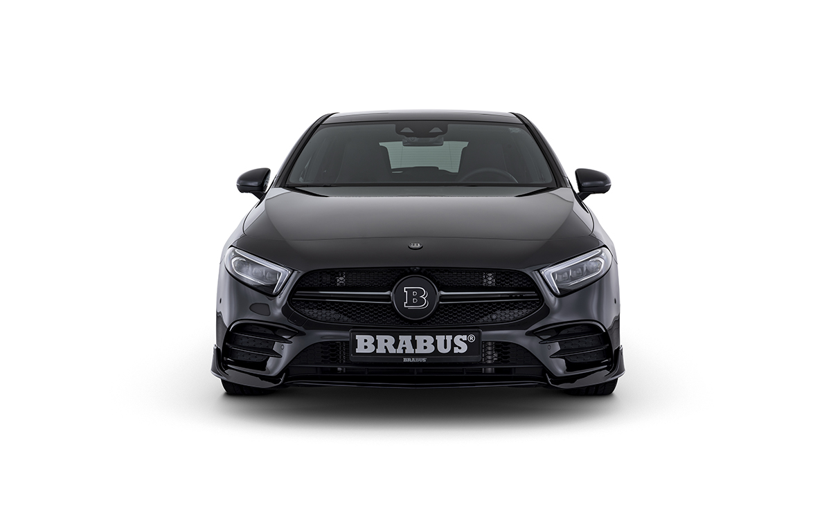 BRABUS Mercedes AMG A 35 4MATIC frontal fx