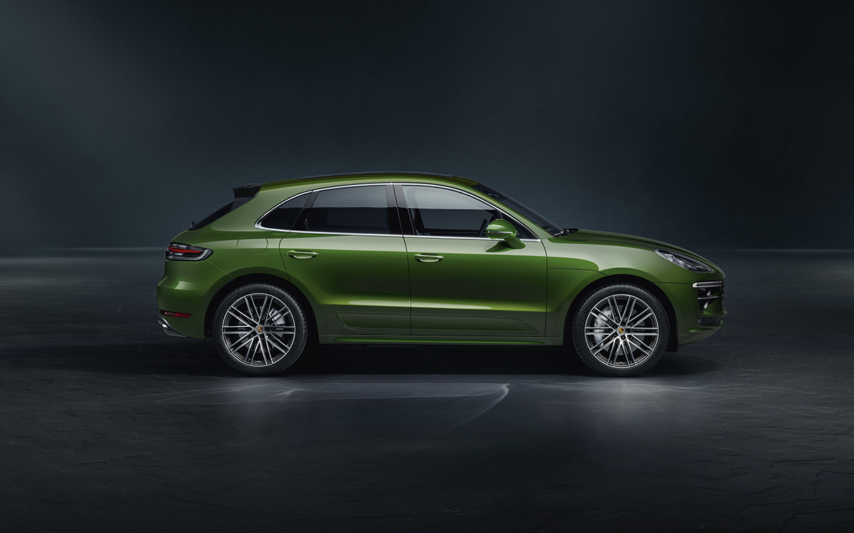 Macan Turbo lateral fx