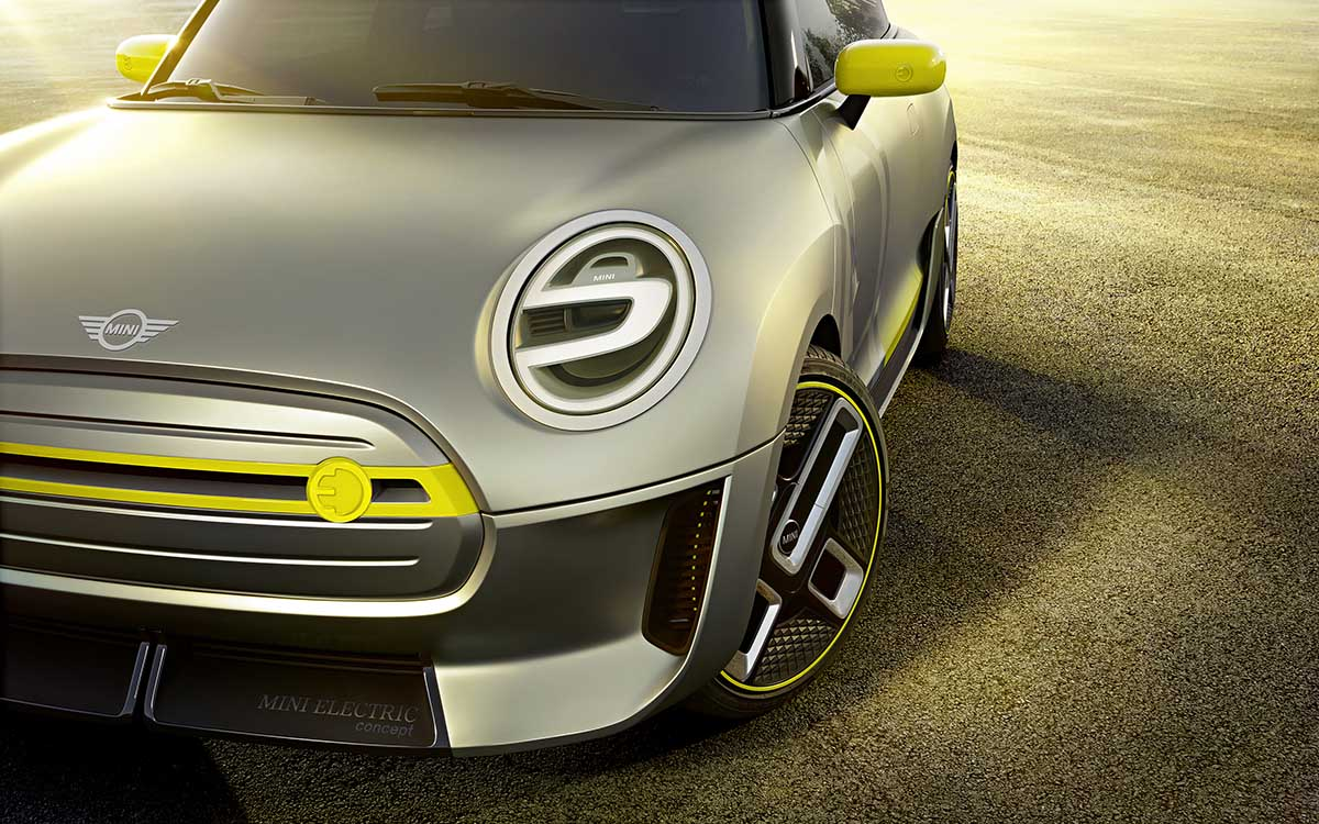 MINI Electric Concept Trompa fx