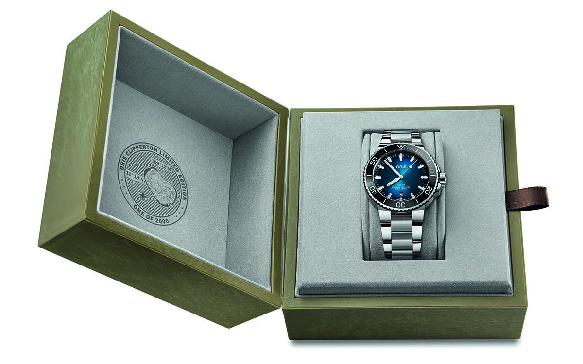 Oris Clipperton Limited Edition Boxset fx
