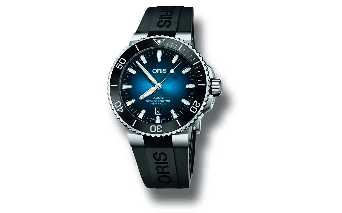 Oris Clipperton Limited Edition Caucho fx