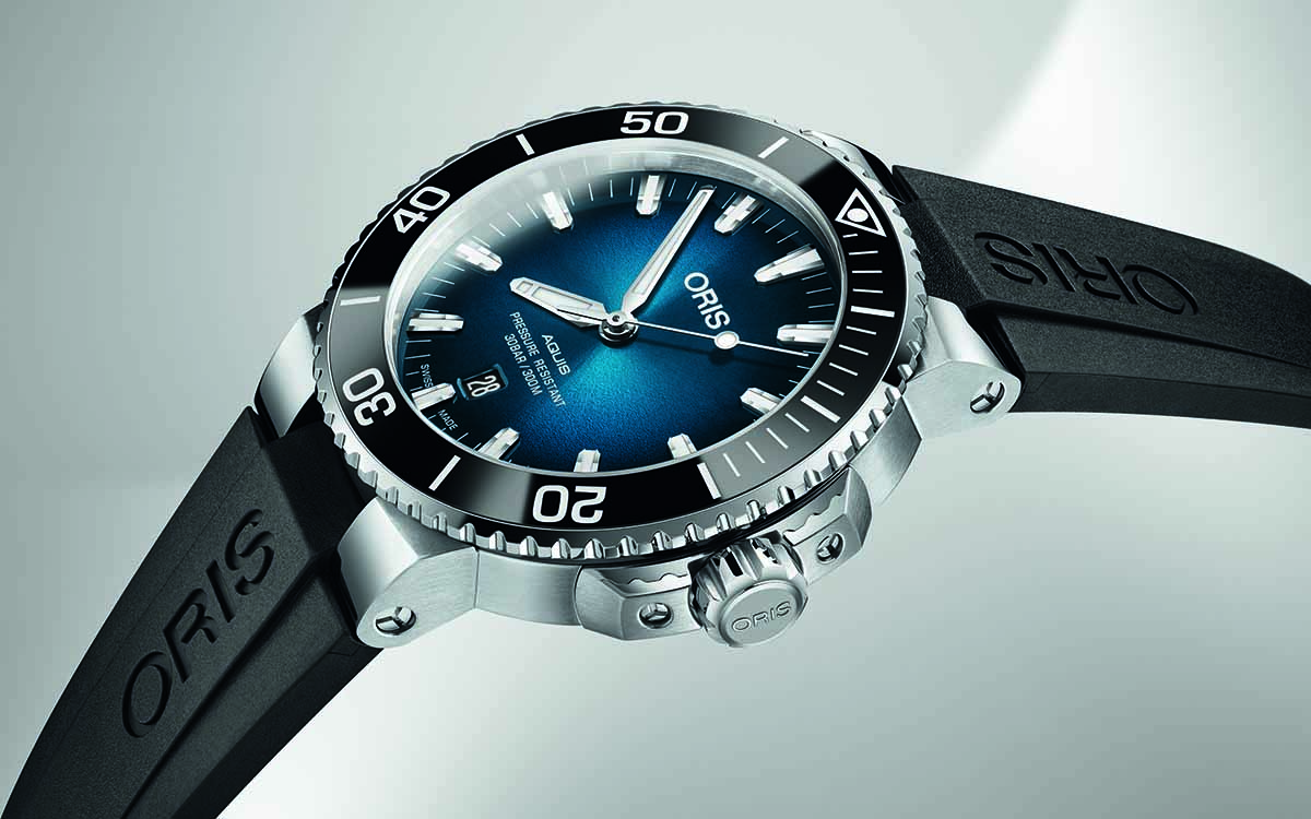 Oris Clipperton Limited Edition fx