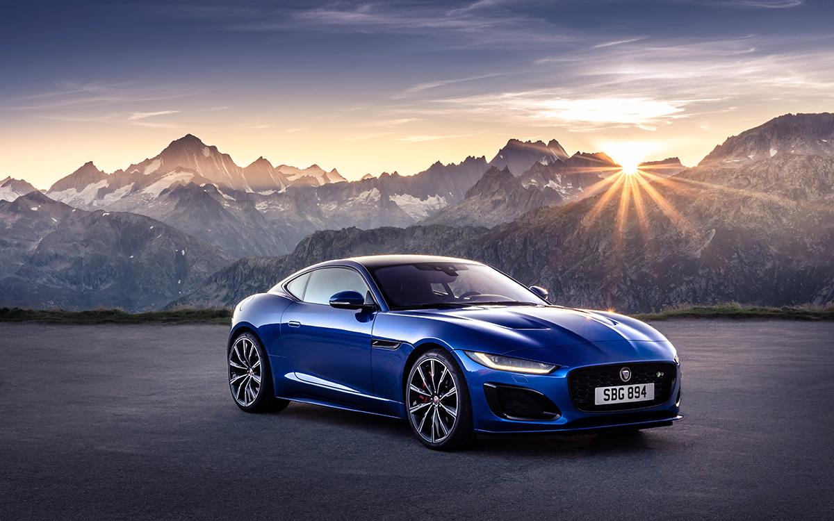 Jaguar F TYPE 2020 fx