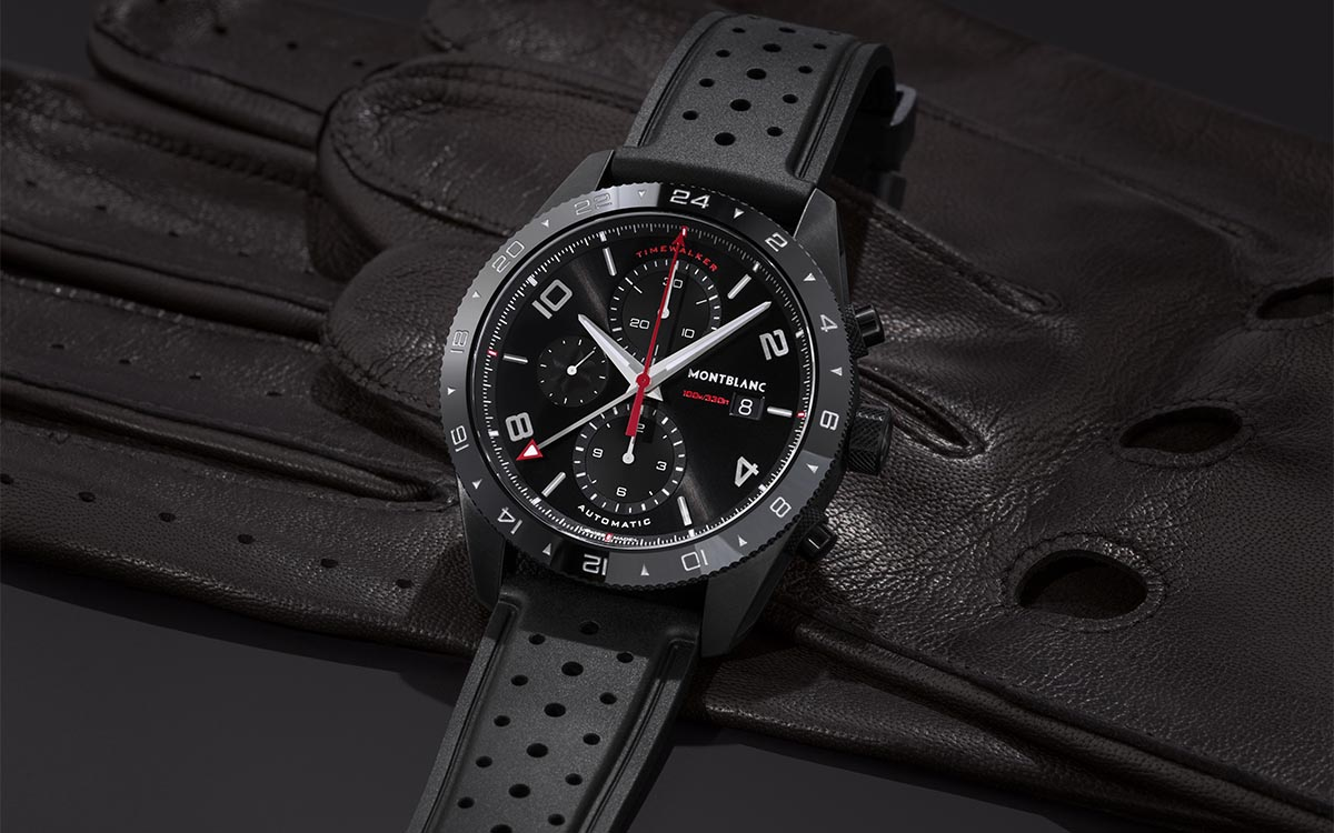 TimeWalker Chronograph fx