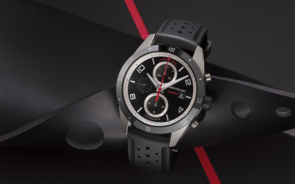 TimeWalker Chronograph An fx