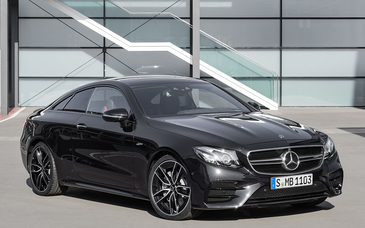 Mercedes AMG CLS 53 4MATIC Coupe Plus frente 3 4 fx