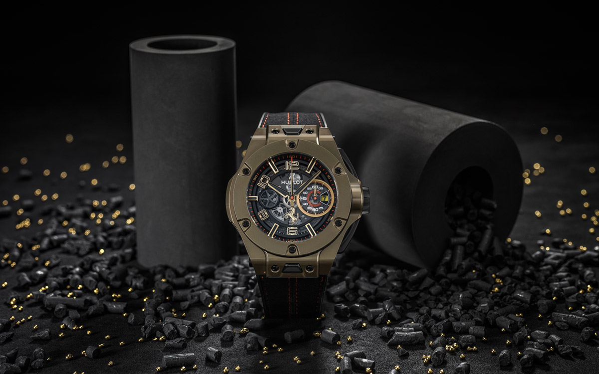 big bang ferrari magic gold 1 fx