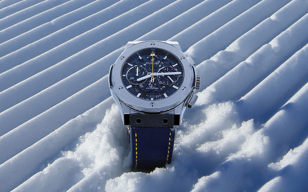 classic fusion chronograph bansko frontal fx