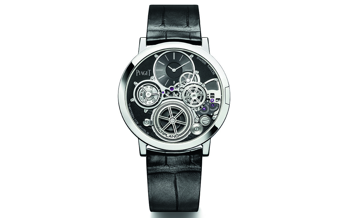 Piaget Altiplano Ultimate Concept frente fx