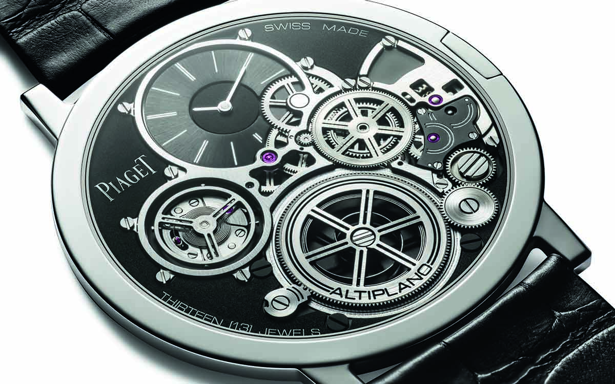 Piaget Altiplano Ultimate Concept macro fx