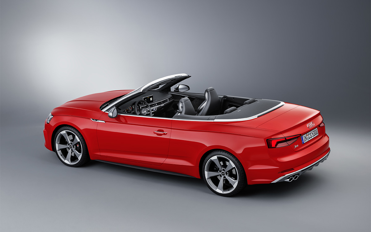 Audi S5 Cabriolet Lateral Aerea fx