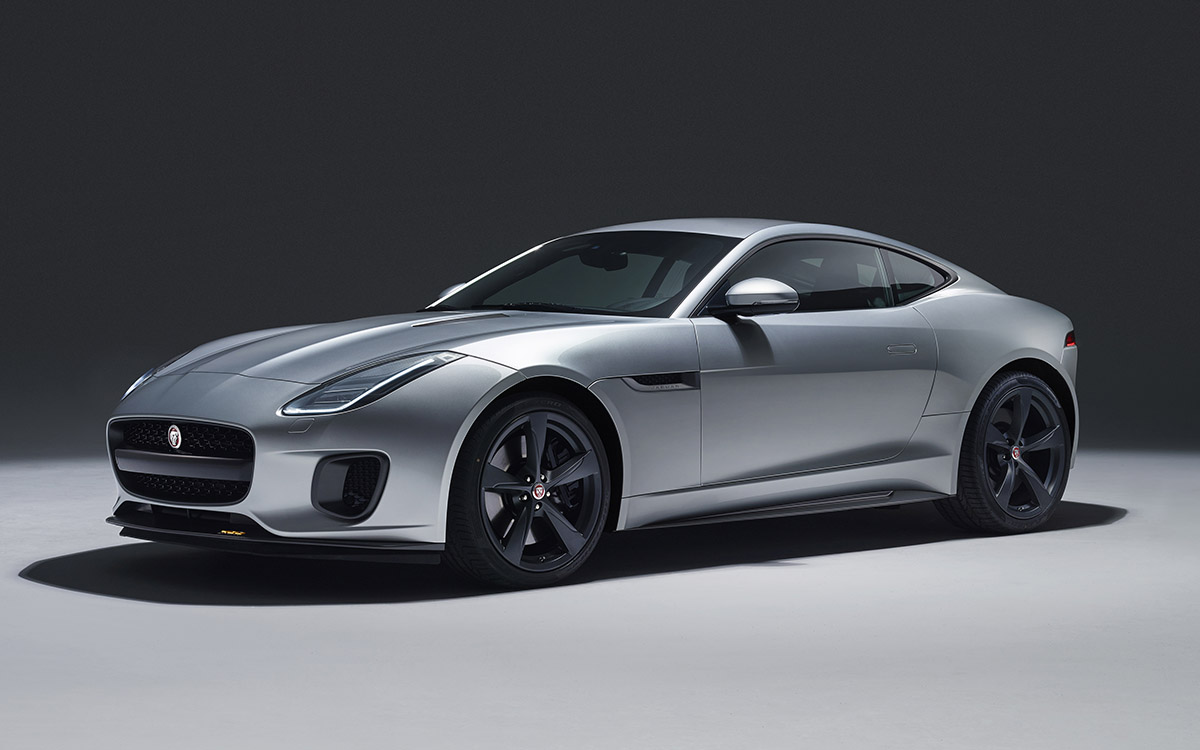 Jaguar F TYPE Frente Cover fx
