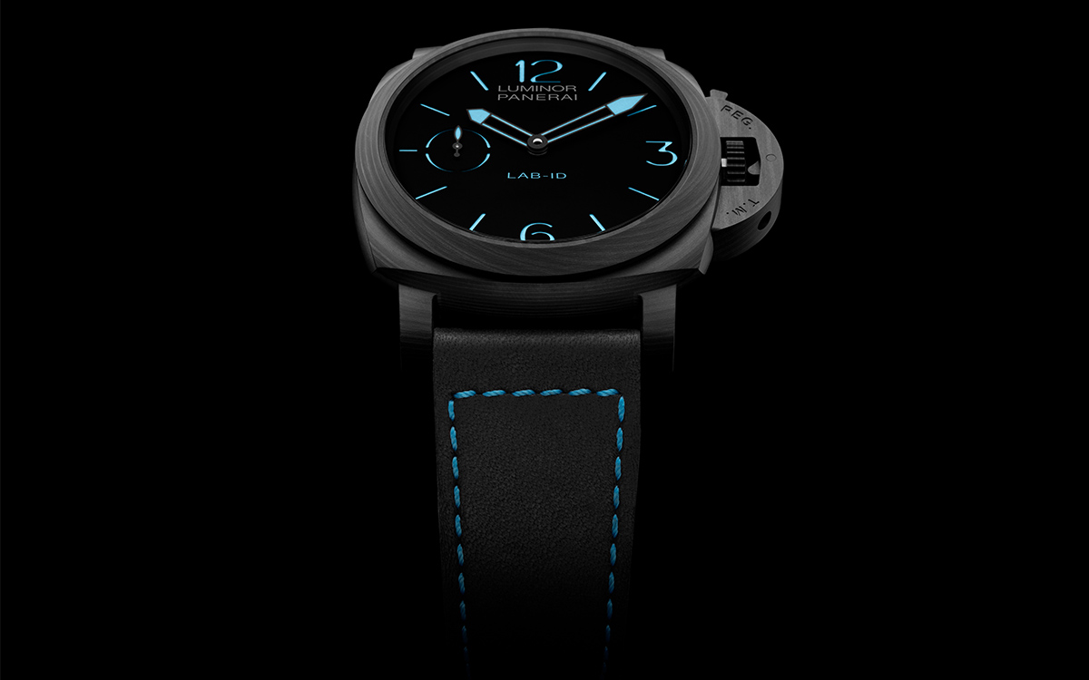 Panerai Lab ID Luminor 1950 Carbotech 3 Days Cover fx