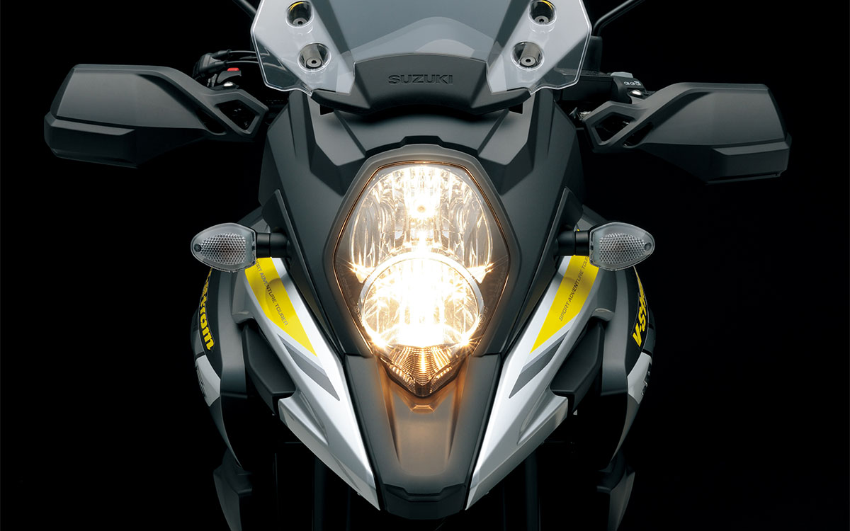dl1000al8 headlight fx