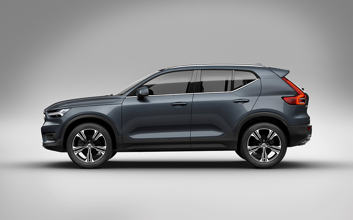 volvo xc40 lateral fx