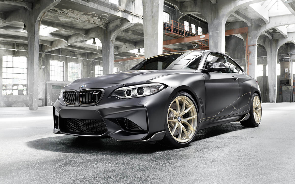 BMW M Performance Parts Concept 3 4 fx