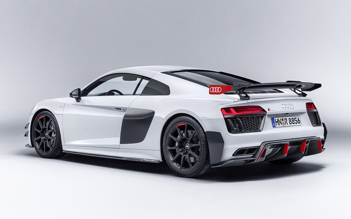 Audi Sport Performance Parts Audi R8 Trasera Lateral 2 fx