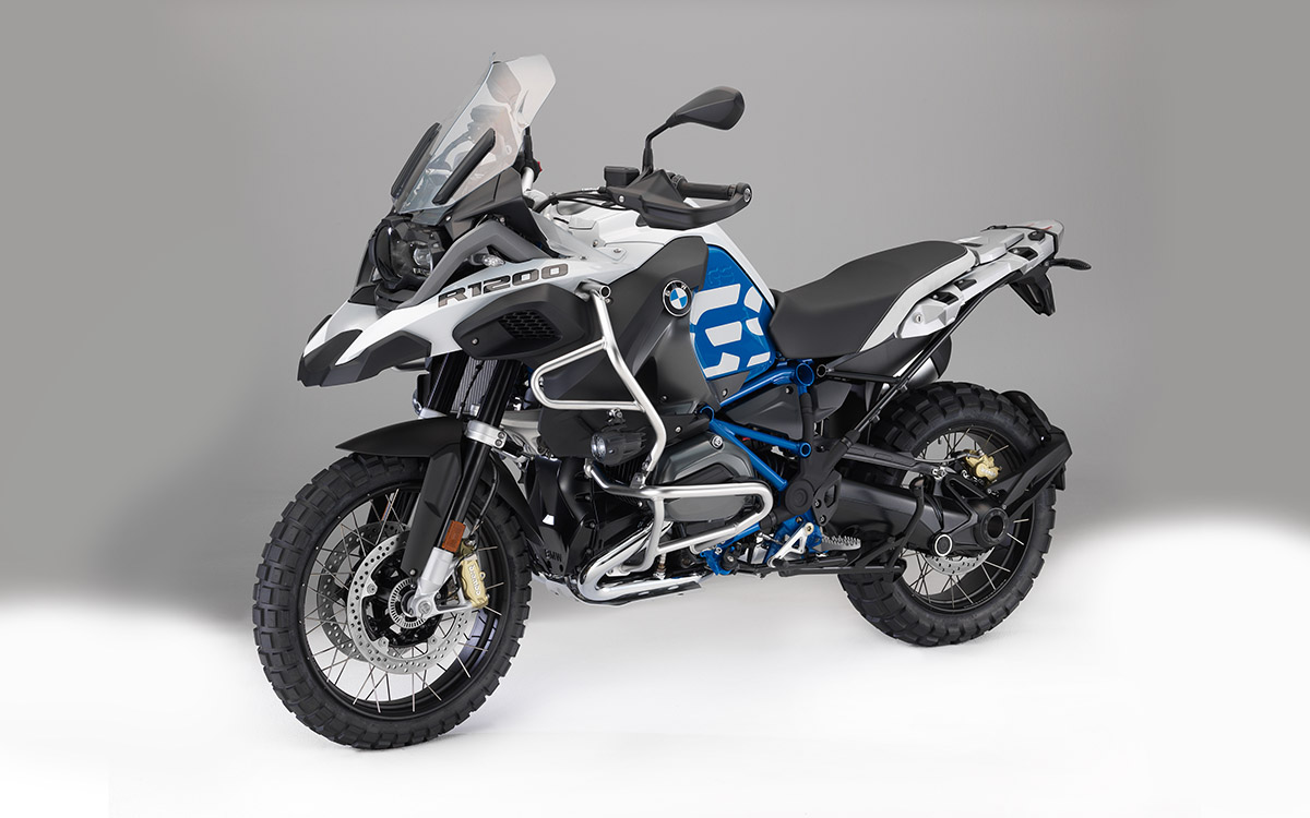 BMW R 1200 GS Adventure Azul fx