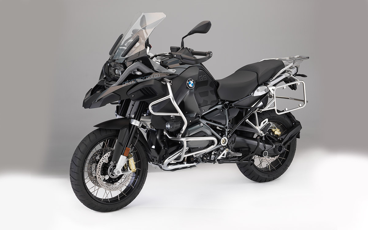 BMW R 1200 GS Adventure Black fx
