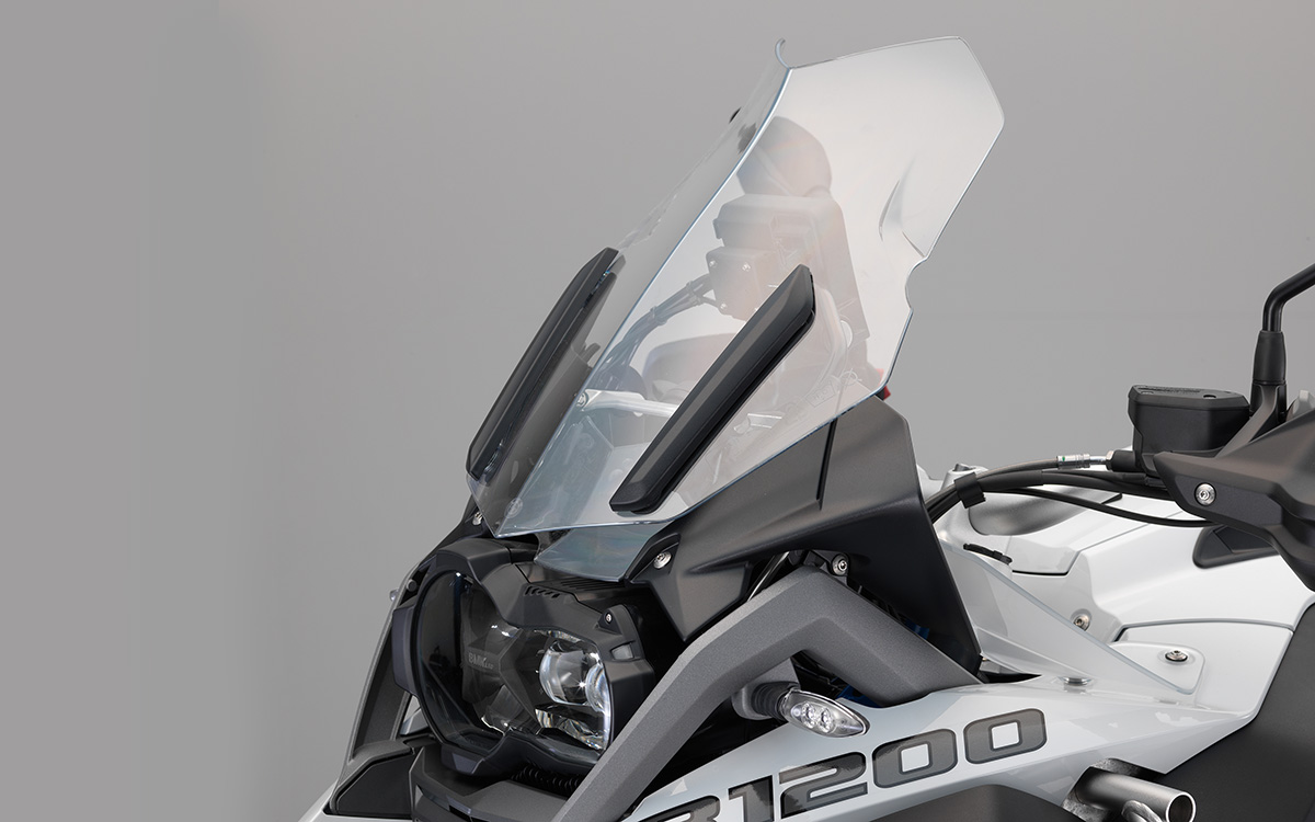 BMW R 1200 GS Adventure Detalle Faro fx