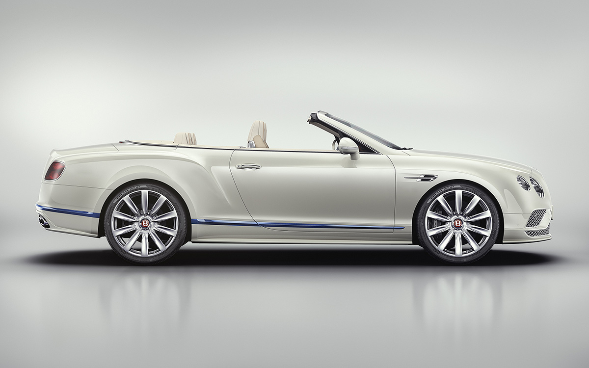 Mulliner GT Convertible V8 Galene Edition Side Dark Tint fx