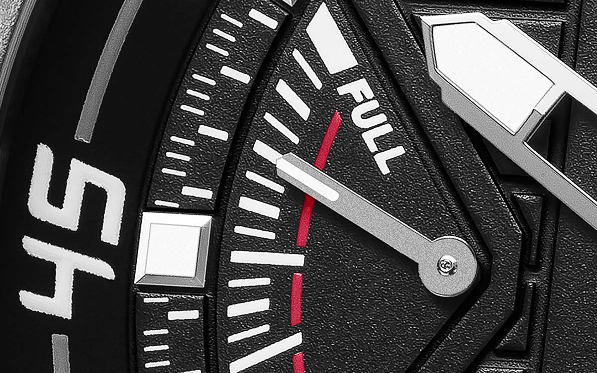 Chopard Superfast Power Control Porsche 919 HF Edition Detalle fx