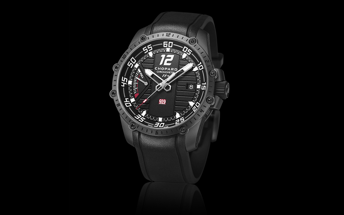 Chopard Superfast Power Control Porsche 919 HF Edition Frontal fx