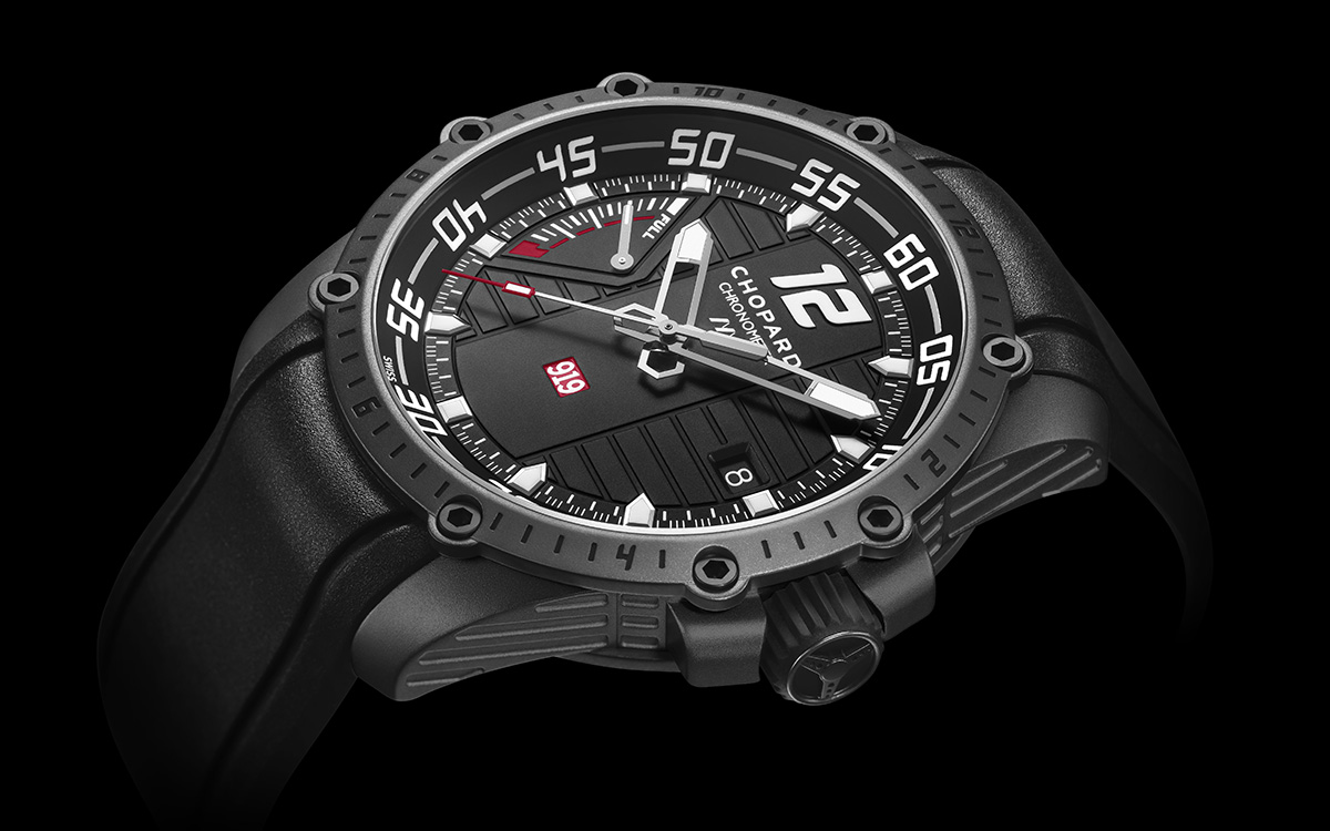 Chopard Superfast Power Control Porsche 919 HF Edition Lateral fx