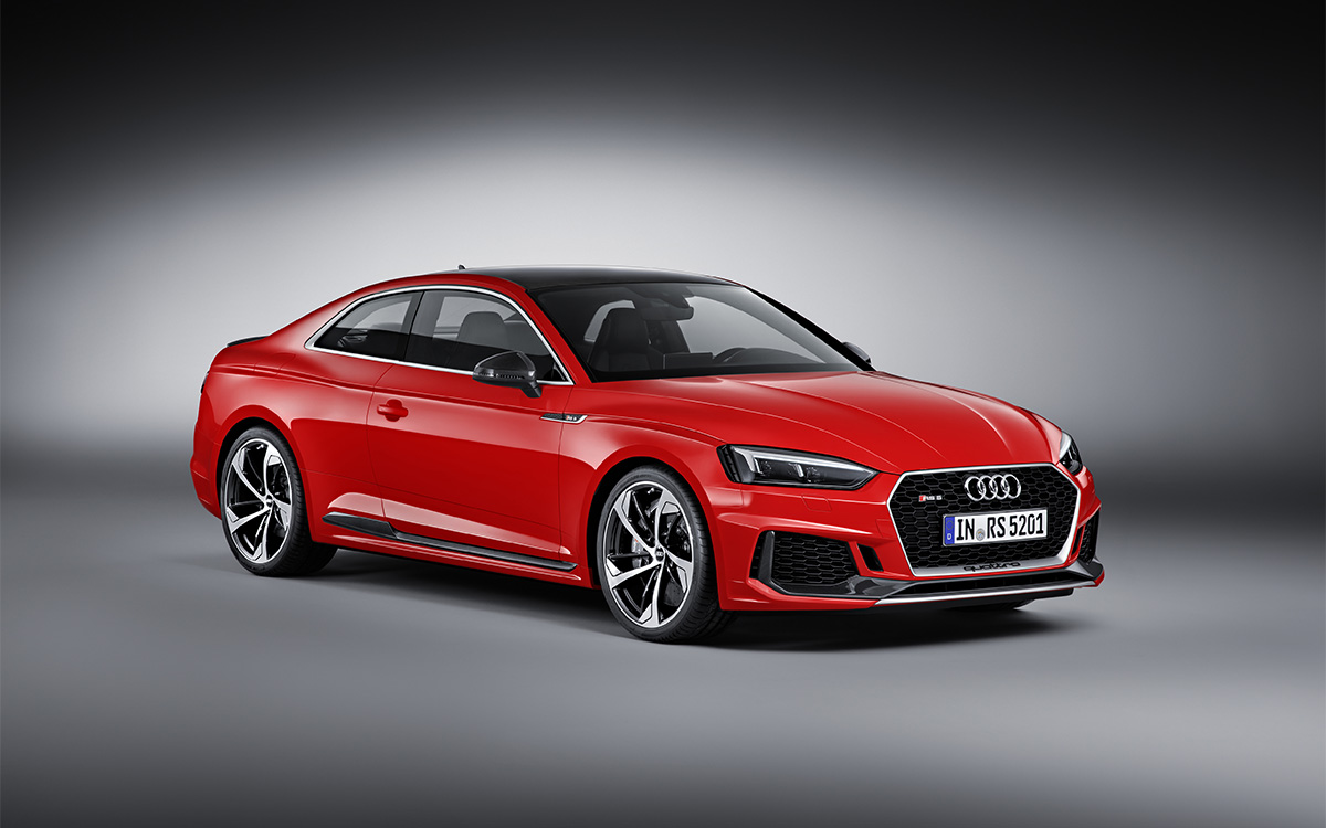 Audi RS 5 Coupe Frente 3 4 fx