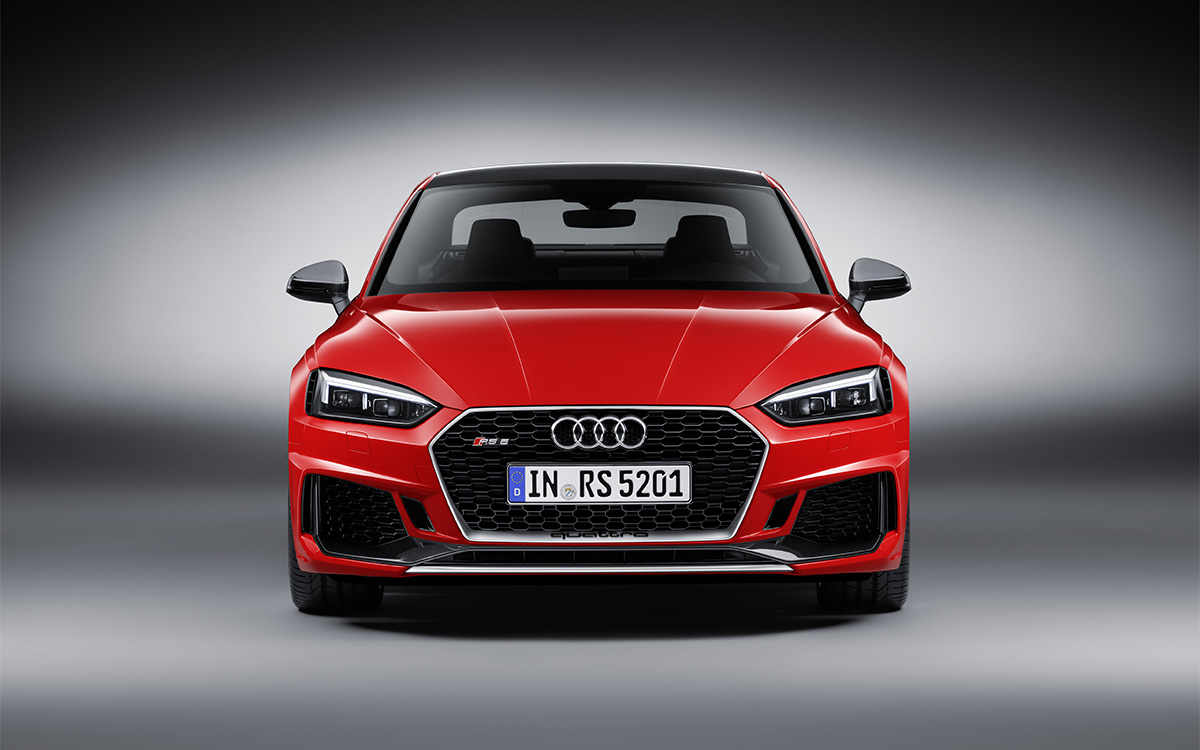 Audi RS 5 Coupe Frontal fx