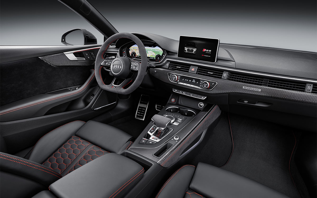 Audi RS 5 Coupe Interior fx
