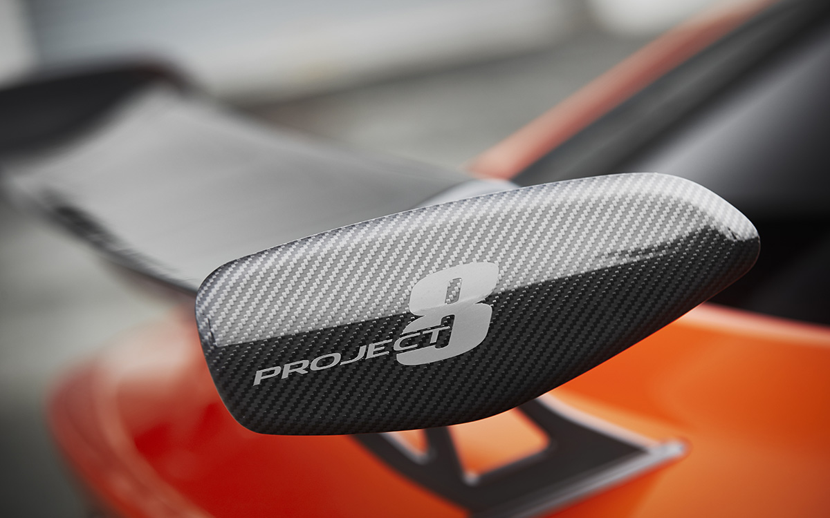 Jaguar XE SV Project 8 Retrovisor fxx