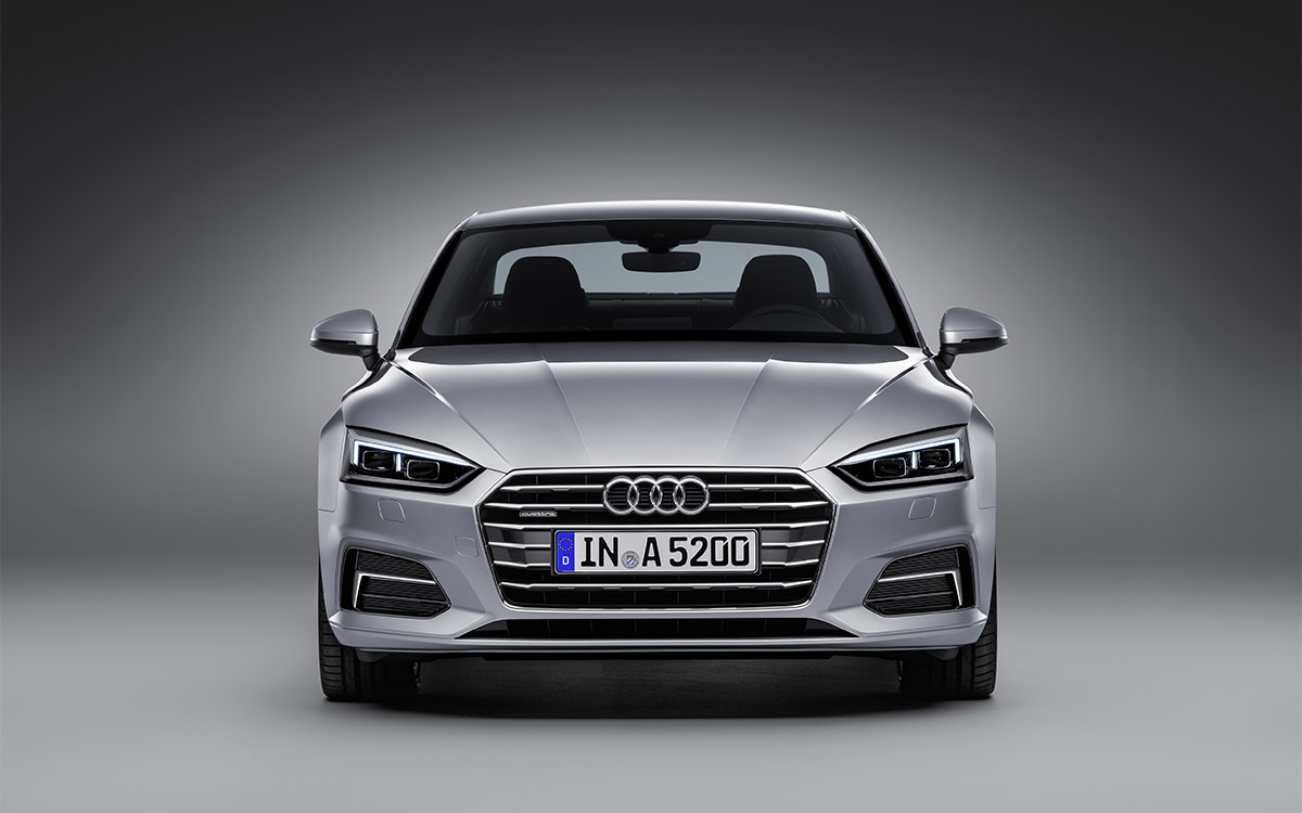 A5 Coupe Frontal fx