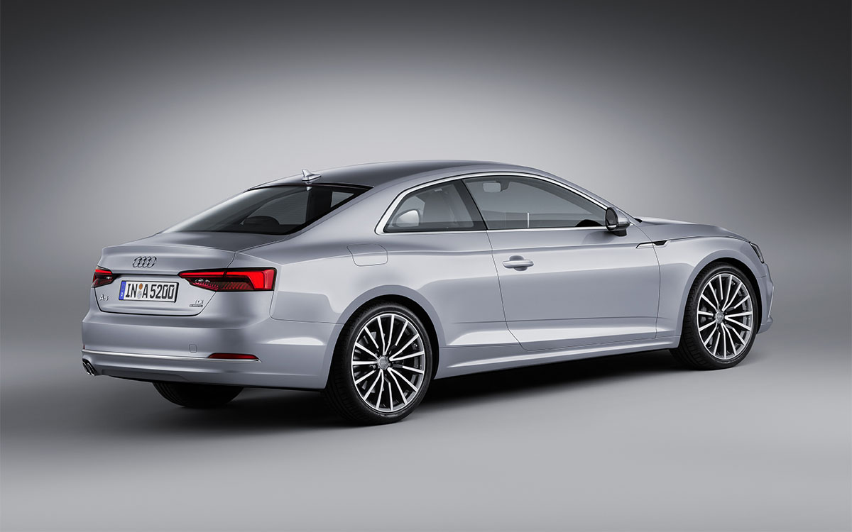 A5 Coupe Lateral Trasera fx