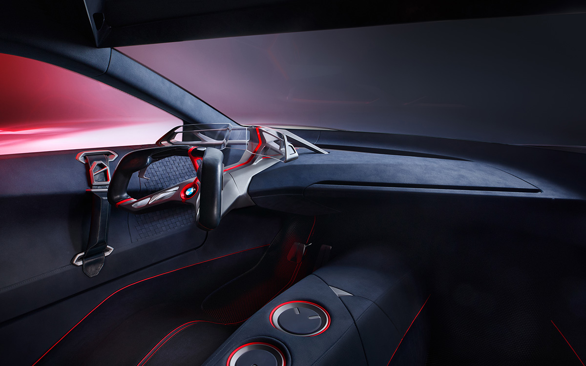 BMW Vision M NEXT interior lat fx