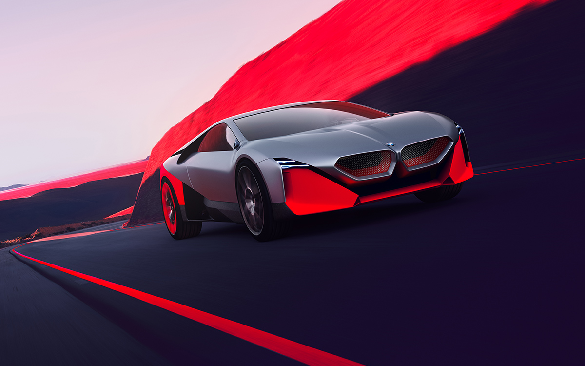 BMW Vision M NEXT ruta mov fx