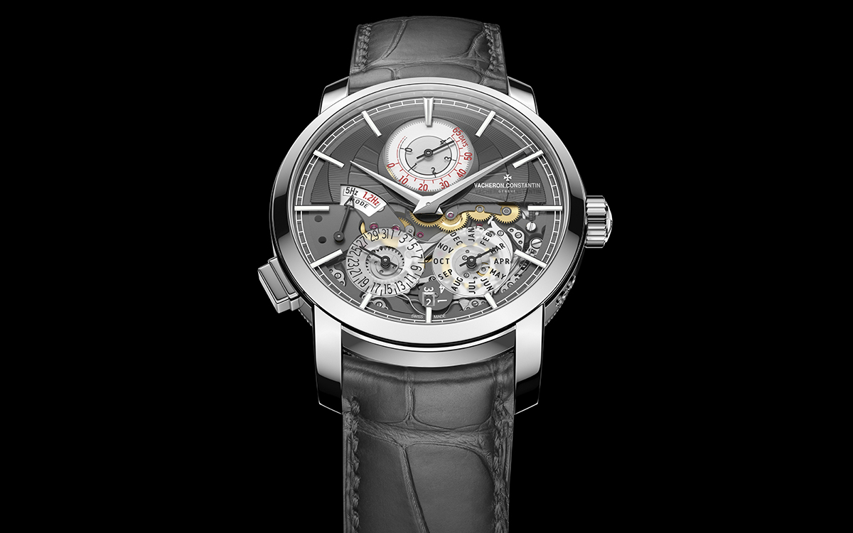 Vacheron Constantin Traditionnelle Twin Beat Perpetual Calendar frontal fx
