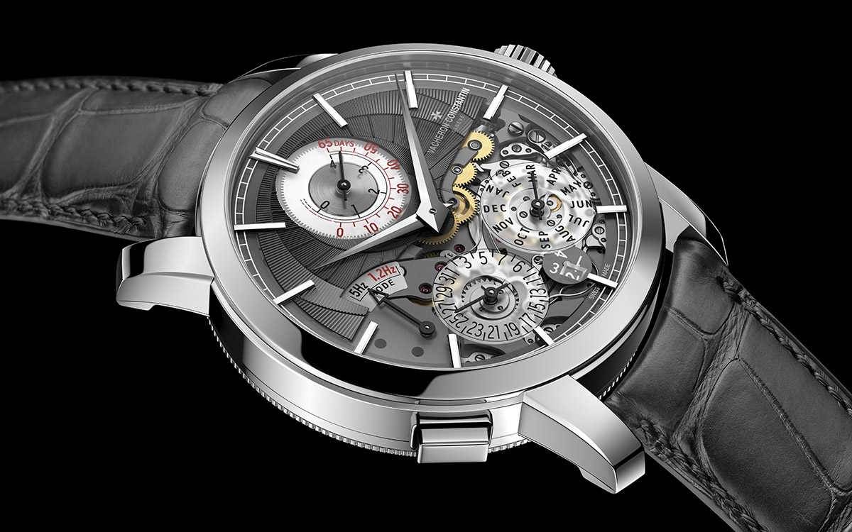 Vacheron Constantin Traditionnelle Twin Beat Perpetual Calendar lateral fx