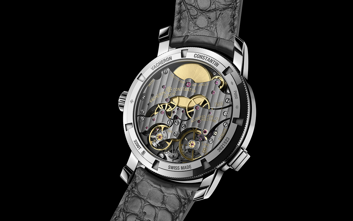 Vacheron Constantin Traditionnelle Twin Beat Perpetual Calendar trasera fx